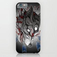 Big bad werewolf iPhone 6 Slim Case
