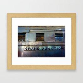 Grand Junction Framed Art Print
