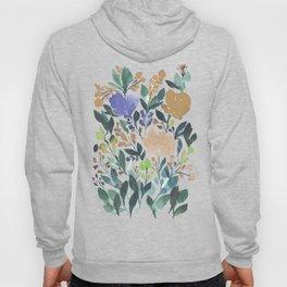 hand painted flowers_2b Hoody