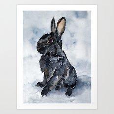 BUNNY#8 Art Print