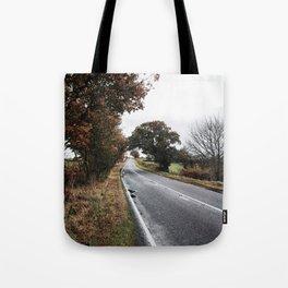 Roads like these Tote Bag