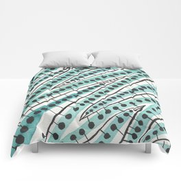 Patterns of nature Comforters