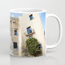 Spanish Building Coffee Mug