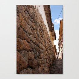 Cusco, Peru Canvas Print