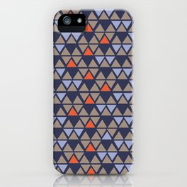 triangle 2 iPhone Case