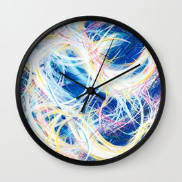 Blutiful Wall Clock