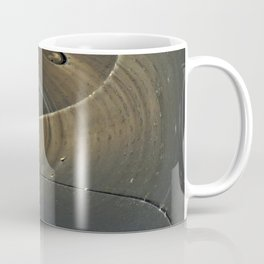 Abstract ship Hull Coffee Mug