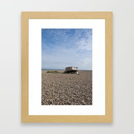 Abandonment.  Framed Art Print