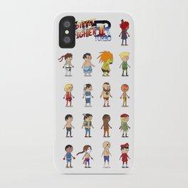 Super Street Fighter II Turbo iPhone Case