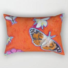 Love Pollinators Rectangular Pillow