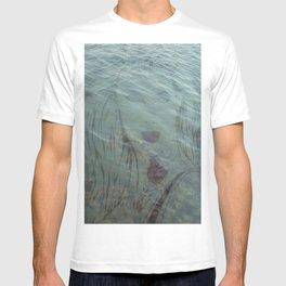 Lake Lady // Double Exposed T-shirt