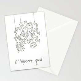 N'Importe Quoi Stationery Cards