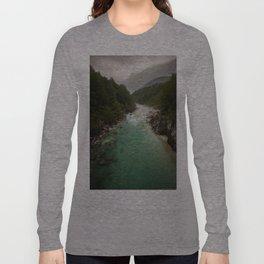 Wild Slovenia Long Sleeve T-shirt