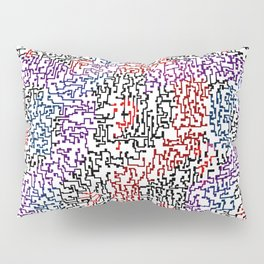 thought, question Pillow Sham