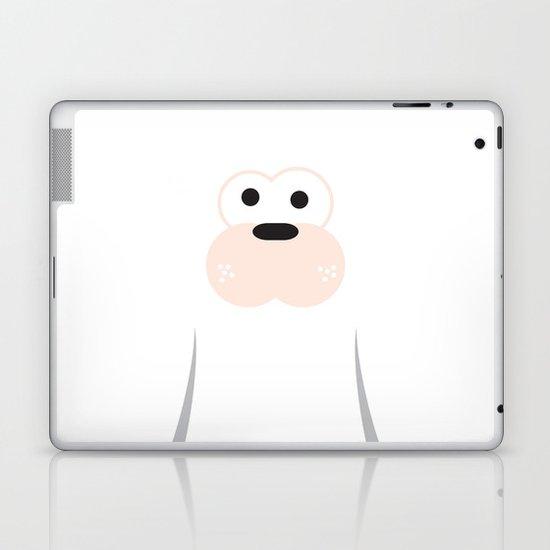 Minimal Seal Laptop & iPad Skin