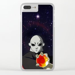 Limit Breaker Clear iPhone Case