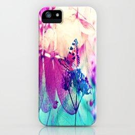 Butterfly in Wonderworld 2 iPhone Case