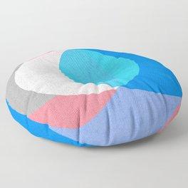 Circle Play Floor Pillow