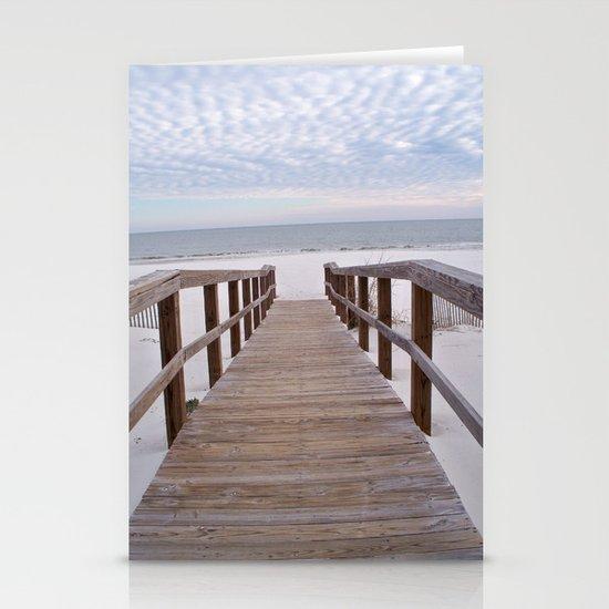 Gulf Shores, Alabama Stationery Cards