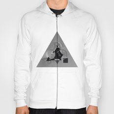 Abstract Triangle Hoody