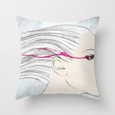 Tears 2 Throw Pillow