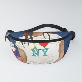 New York City Girl Fanny Pack