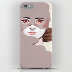Untitled in Red iPhone 6 Plus Slim Case