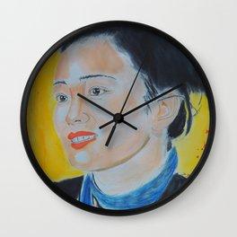 Gong Li Wall Clock