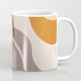 Modern Abstract Shapes #6 Coffee Mug