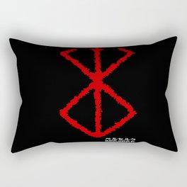 Berserk Sacrifice Rectangular Pillow