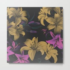 Flower Power Metal Print