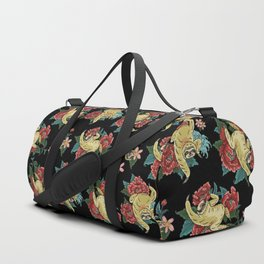 Sloth Tattoo Duffle Bag