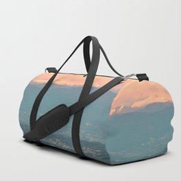 Sunset on the Italian Apennines Duffle Bag