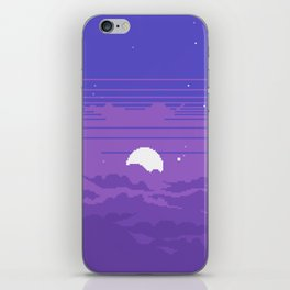 Moonburst V2 iPhone Skin