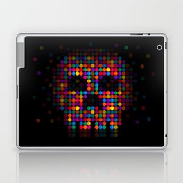A Colorful Death by Qixel Laptop & iPad Skin