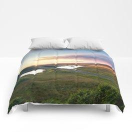 Vanishing Lakes,Ireland,Northern Ireland,Ballycastle Comforters