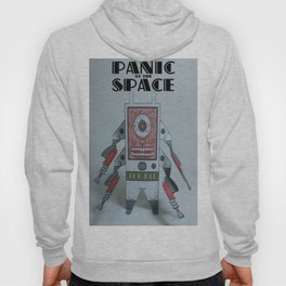 Panic At The Space Paper Toy Hoody