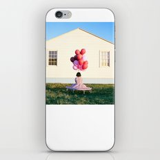 It's my party iPhone & iPod Skin