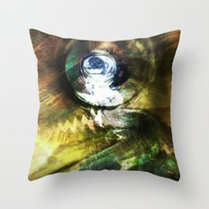 Potential for change Throw Pillow