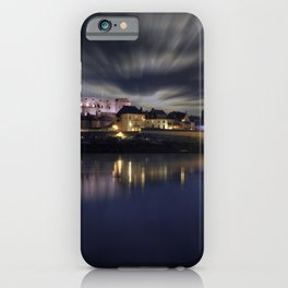 Amboise Chateau in the Loire Valley, France. iPhone Case