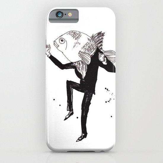 Gentleman Fish  iPhone & iPod Case