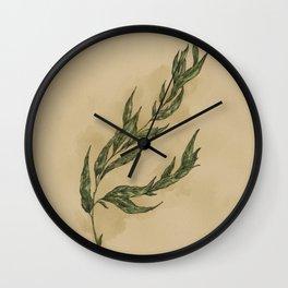 Tarragon Wall Clock