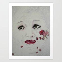 Read 'em & Weep Art Print