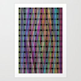 Weave#2 Art Print