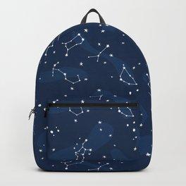 Galaxy Art Print Backpack