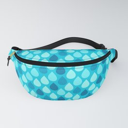 April Showers 2 Fanny Pack