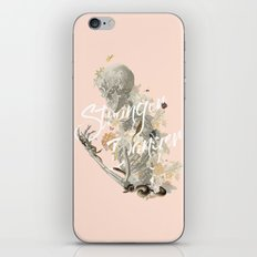 Stranger Danger I iPhone Skin