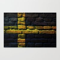 sweden Canvas Prints featuring Sweden by Nicklas Gustafsson