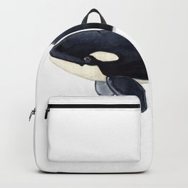 Baby orca Backpack