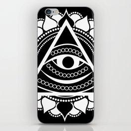 All Seeing Eye iPhone Skin